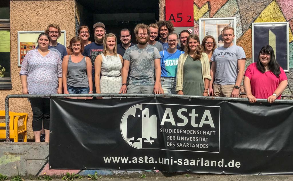 65. AStA - Universität des Saarlandes